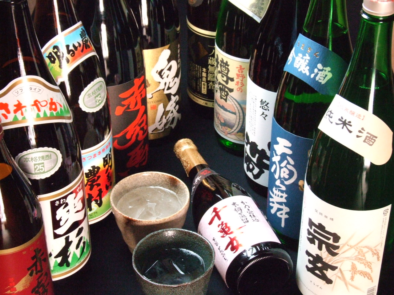 水道橋で全国各地の日本酒が味わえる居酒屋【能登美 本店】