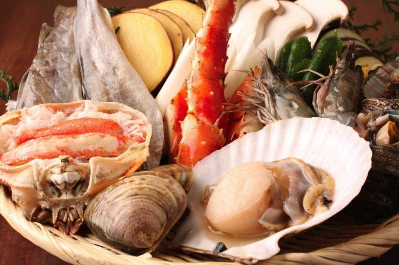 絶品の海鮮浜焼きが味わえる水道橋の居酒屋「能登美 本店」